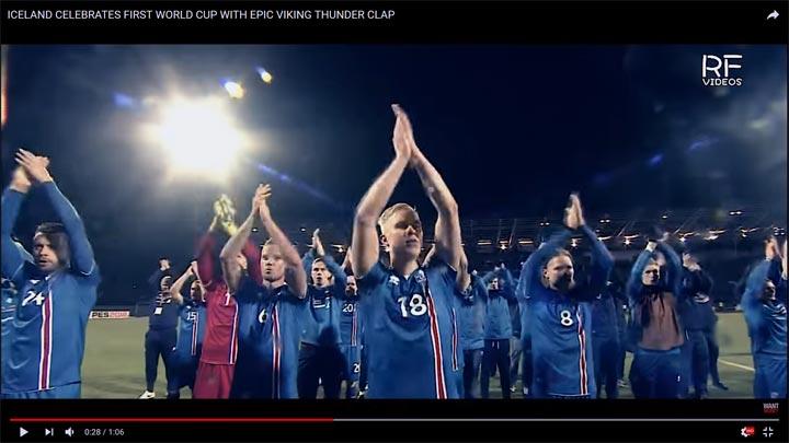 Isländische Fußball-Nationalmannschaft