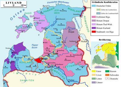Livländischer Staatenbund