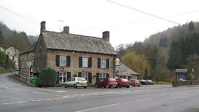 The Royal George Hotel, Tintern