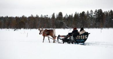 Lappland Reisen