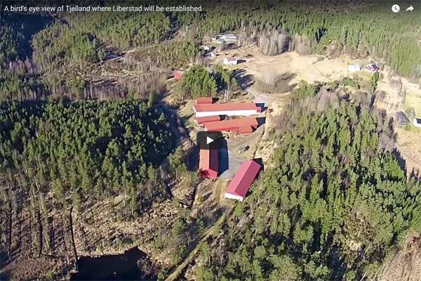 """Anarchokapitalismus in Norwegen: """"Private Stadt"""" hat über 100 Einwohner"""