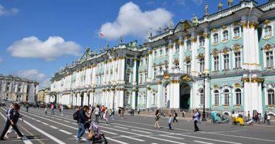 Sankt Petersburg Stadtführung auf Deutsch