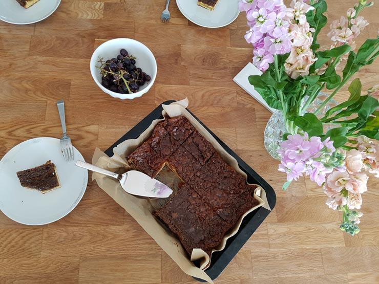 Dänischer Traumkuchen Rezept