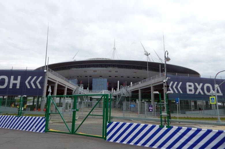 Krestowski-Stadion Petersburg