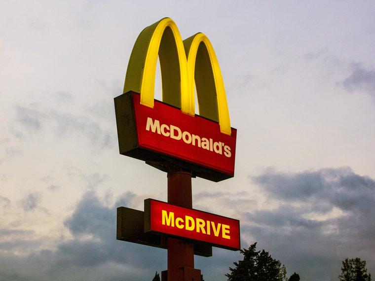 McDonald's Dänemark
