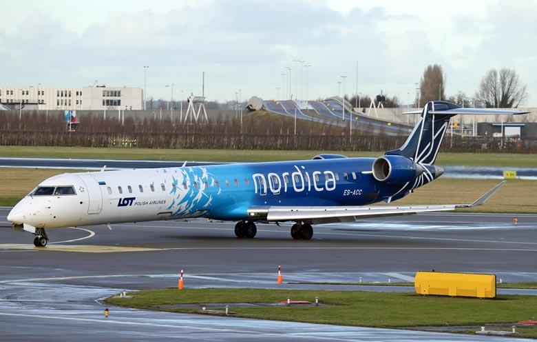 Nordica Flugzeug