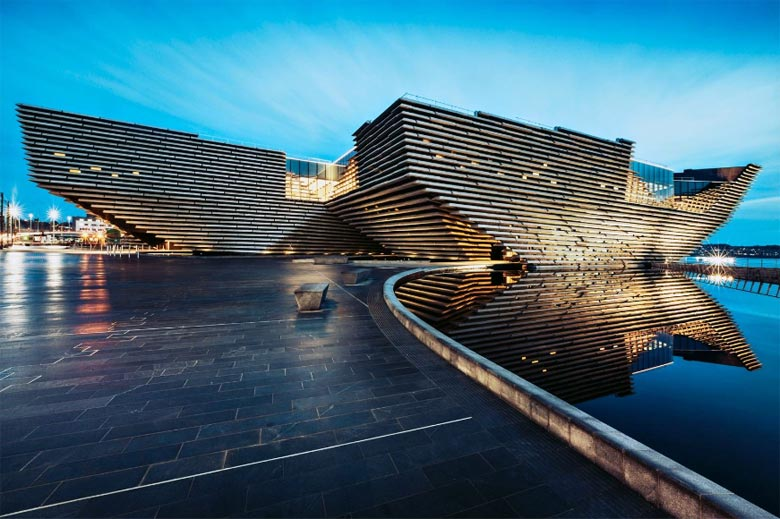 Victoria and Albert Museum Dundee