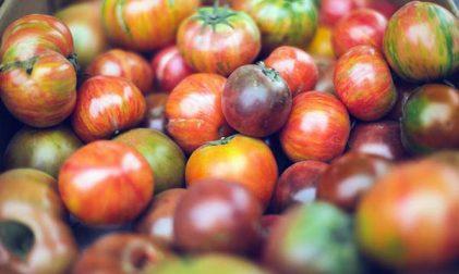 Lebensmittelverschwendung Dänemark Gemüse