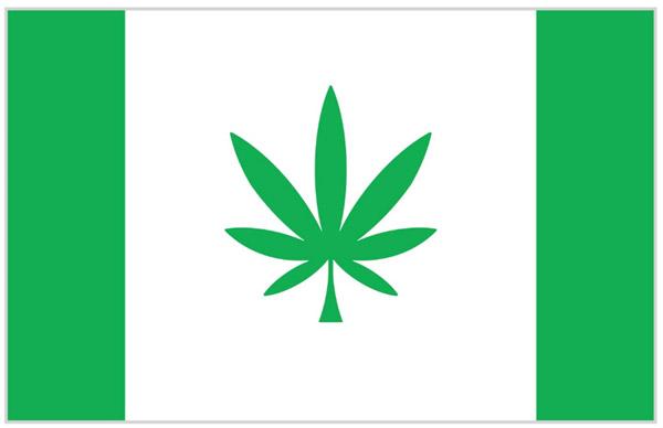 Gemeinde in Estland wählt Cannabis-Blatt zum Symbol auf Flagge und Wappen