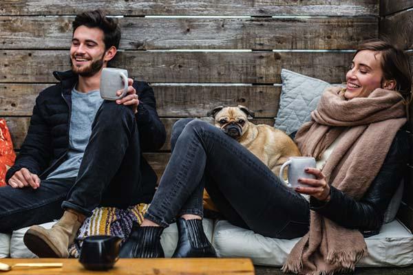 Mach's gut, Mutti: Wann ziehen die Europäer aus dem Elternhaus aus?