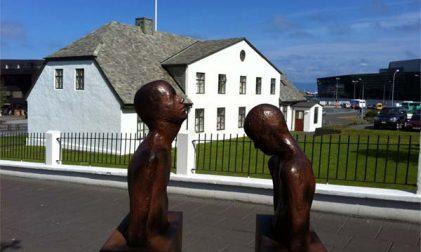 Einwanderung Island
