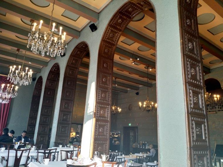 Frühstückssaal Hotel Tammer