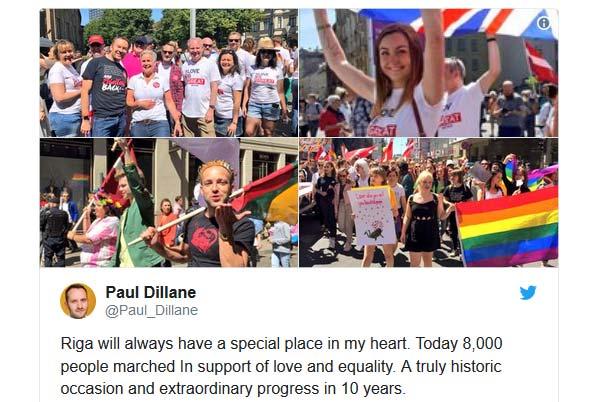 Baltic Pride Riga 2018