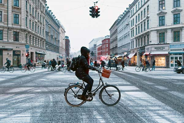 Dänische Studie: Radfahren führt zu einer Viertelmillion weniger Krankheitstagen