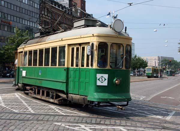Straßenbahn Helsinki