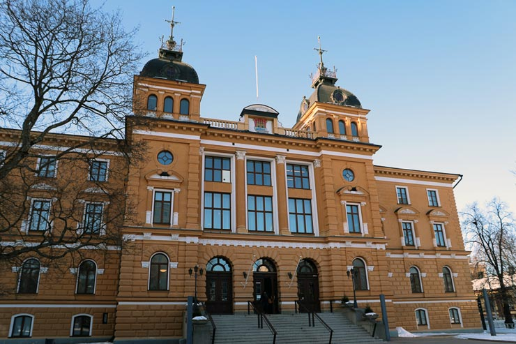Rathaus Oulu
