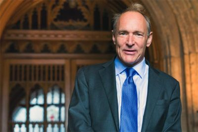Sir Tim Berners-Lee Erwise Finnland