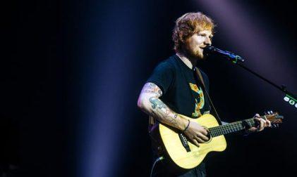 Ed Sheeran Kapelle
