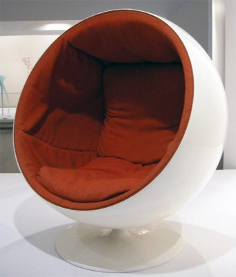 Ball-Sessel von Eero Aarnio
