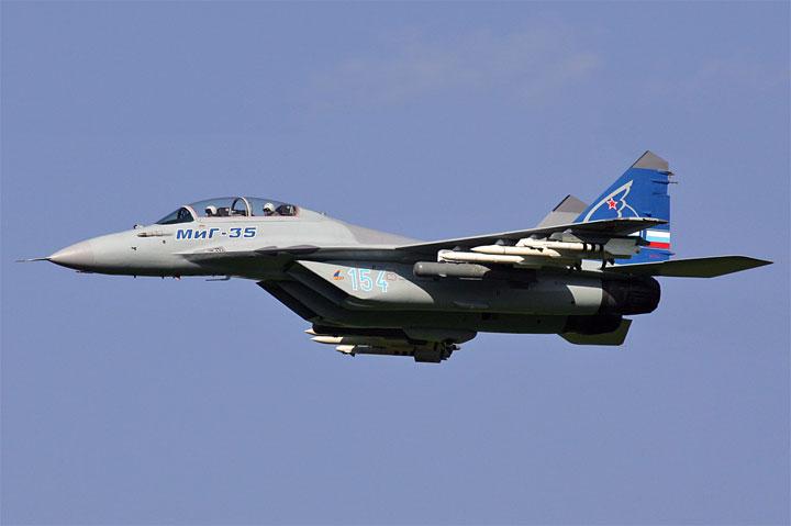 Russischer Kampfjet MiG-35