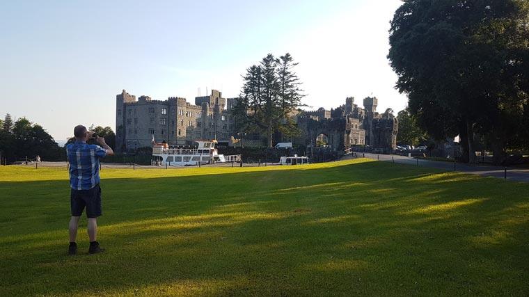 Ashford Castle Luxushotel