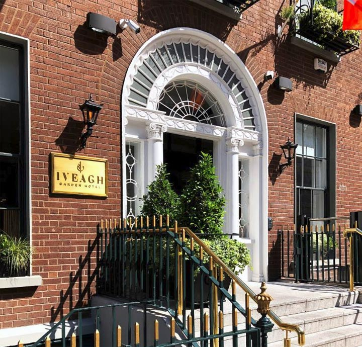 Iveagh Garden Hotel Dublin
