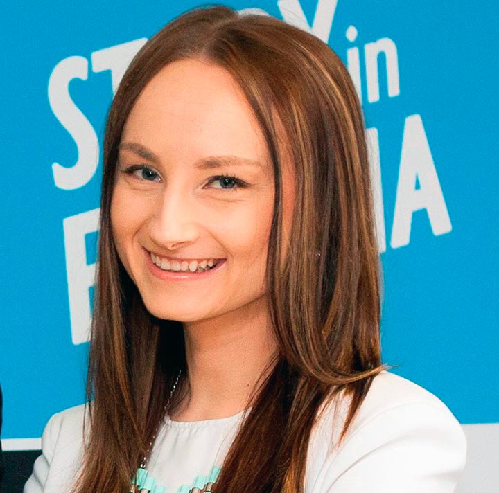 Merili Reismann Study Estonia