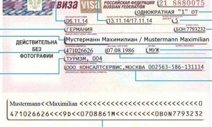 Russland Visum Ratgeber