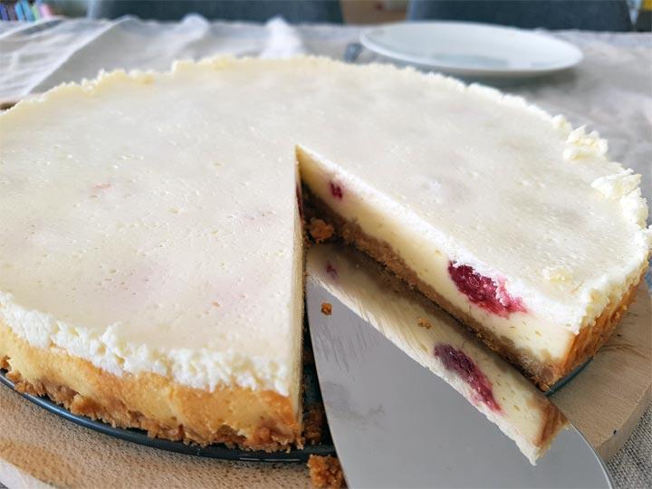 Käsekuchen estnisches Rezept