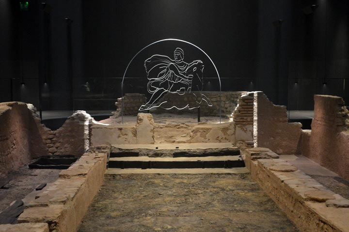 Mithras Tempel, London