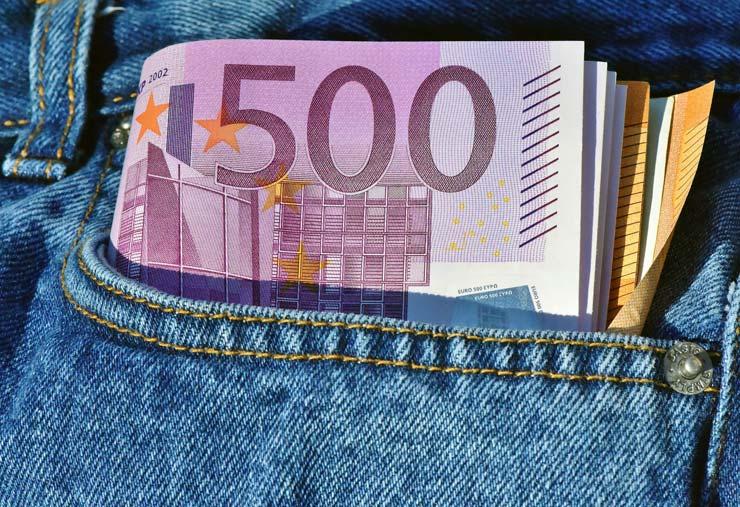 500 Euro Dänemark