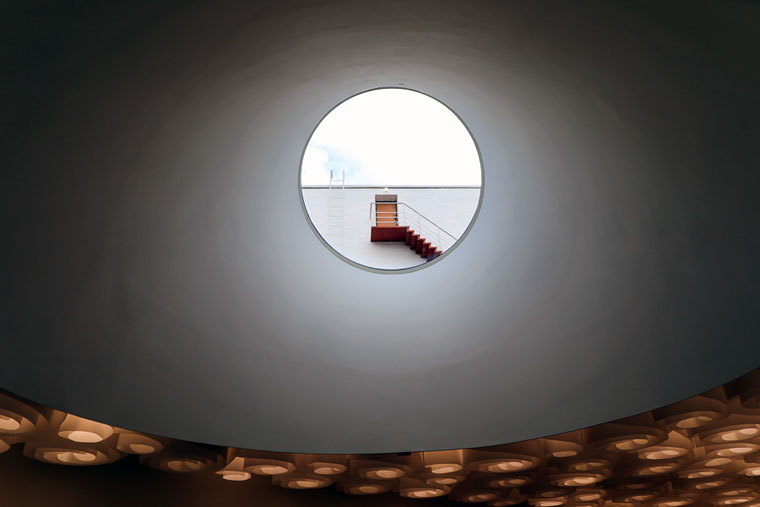 Architektur Museum Amos Rex