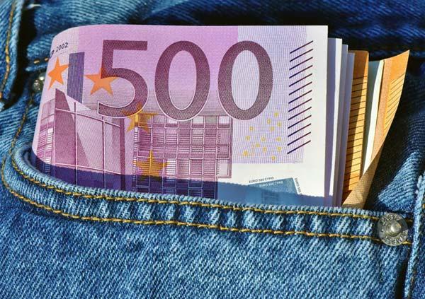 Dänemark verbietet 500 Eurobanknote