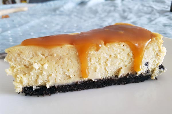 Irish Cream Käsekuchen Rezept