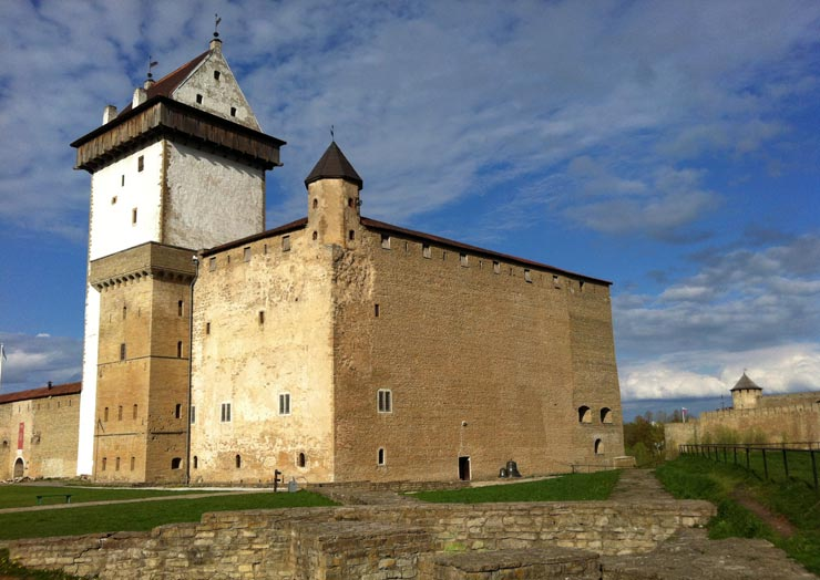Hermannsfeste Narva