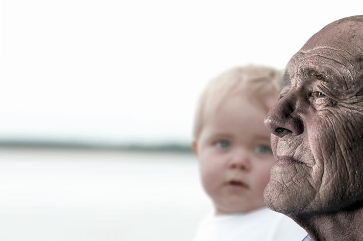 Kinderbetreuung Großeltern