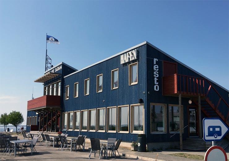 Restaurant Hafen Resto Kuressaare