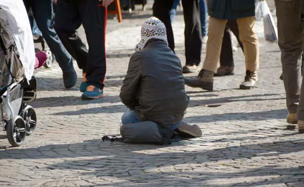 Armutsquote EU Schweden