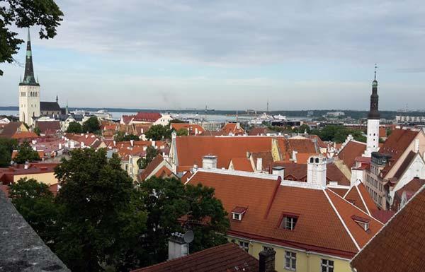 Radtour Estland