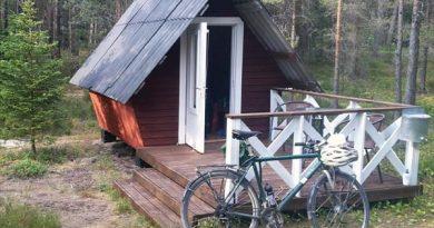 Radtour Lihula Estland Reisebericht