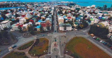Bevölkerung Island