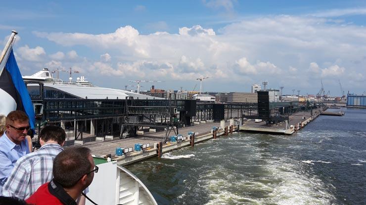 Reisebericht Fähre Helsinki Tallinn