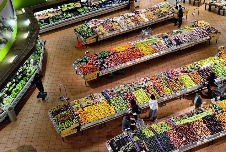Umweltlabel für Lebensmittel in Dänemark