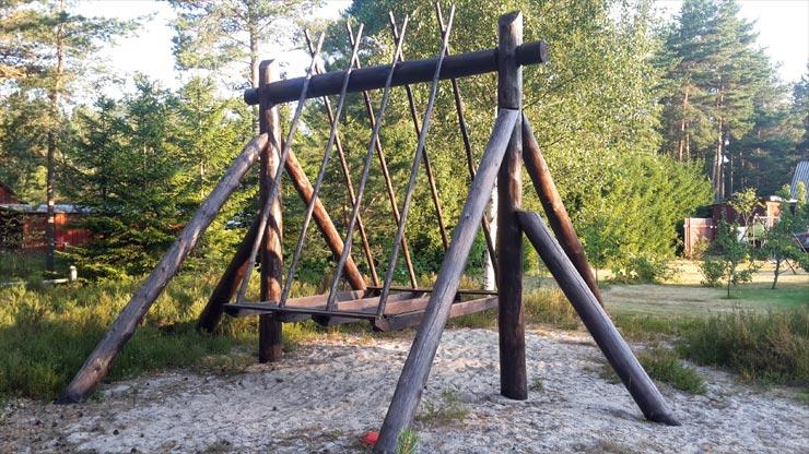 Estnische Schaukel