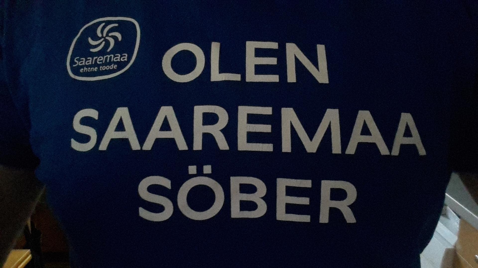 Saaremaa T-Shirt
