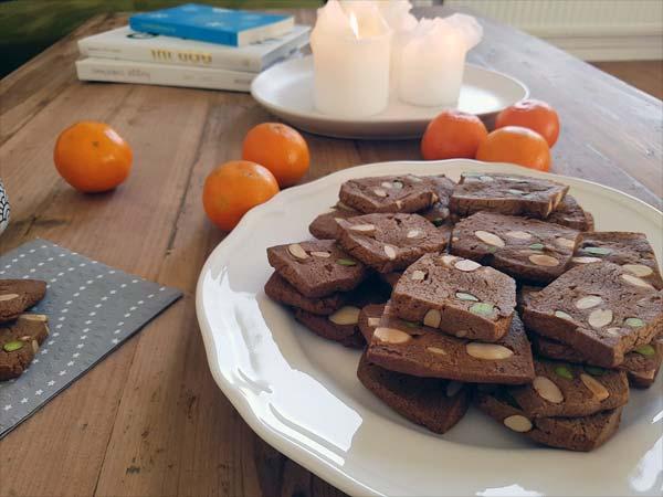 Dänische Pfefferkuchen – Brunkager Rezept