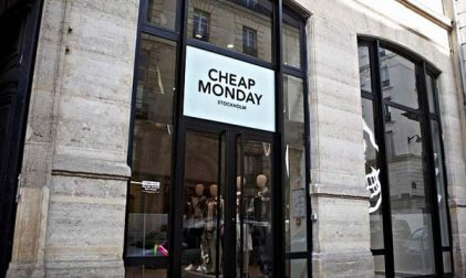 H&M Cheap Monday