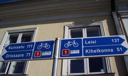 Radtour Saaremaa Muhu