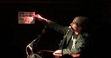 Gruff Rhys Babelsberg Tour