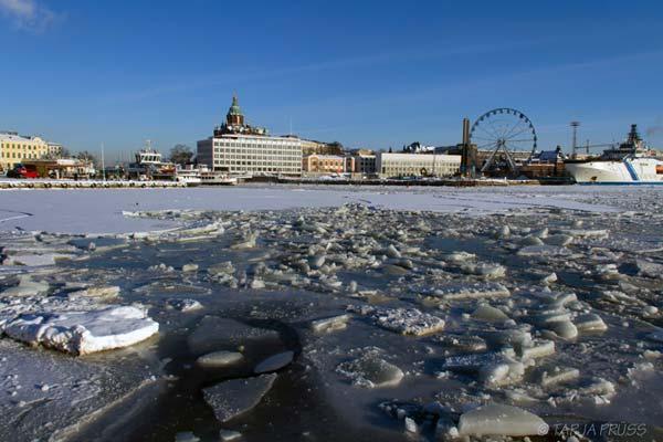 Helsinki ist Europäische Smart Tourism-Hauptstadt
